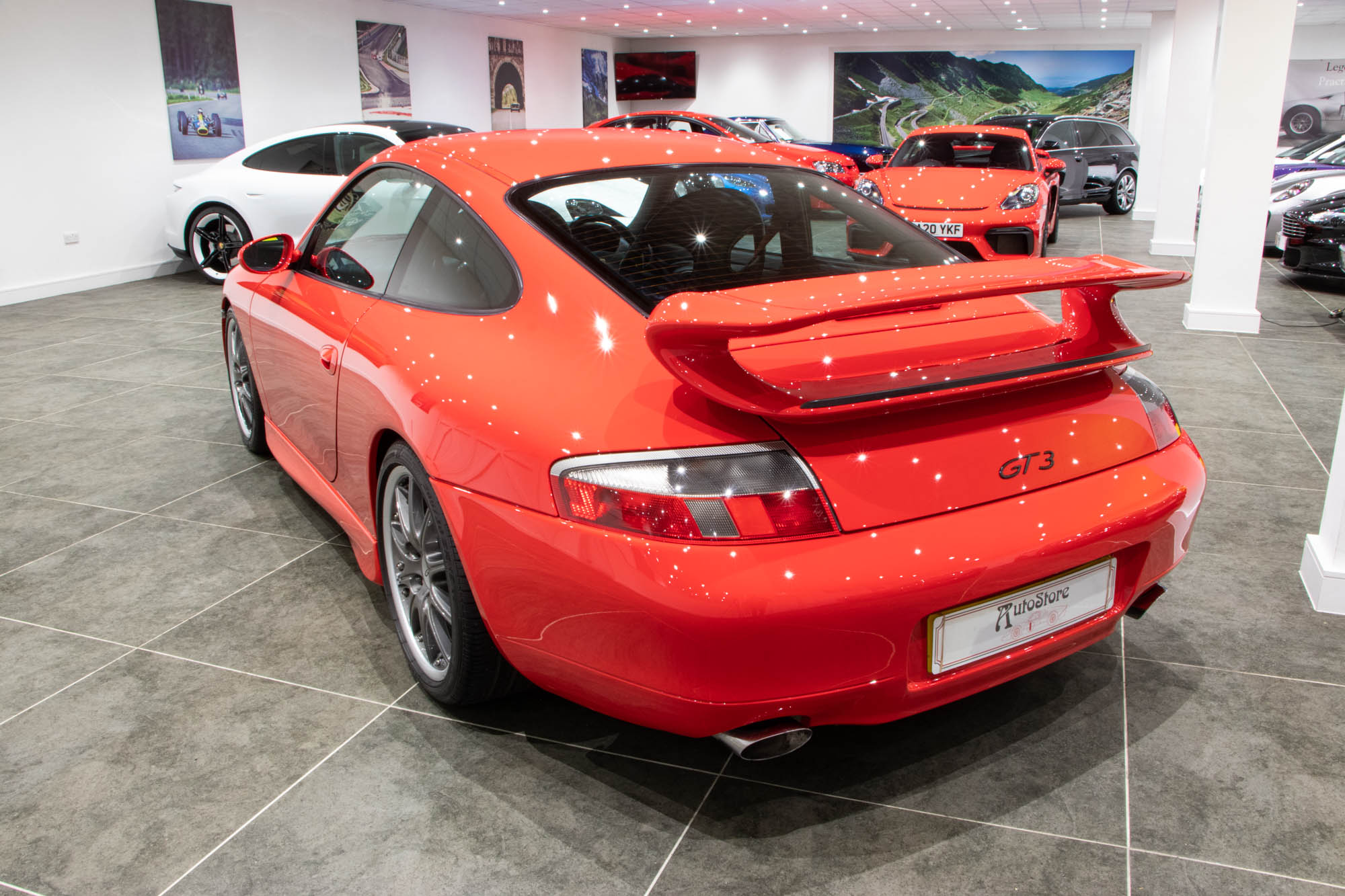 996 GT3 Red-5