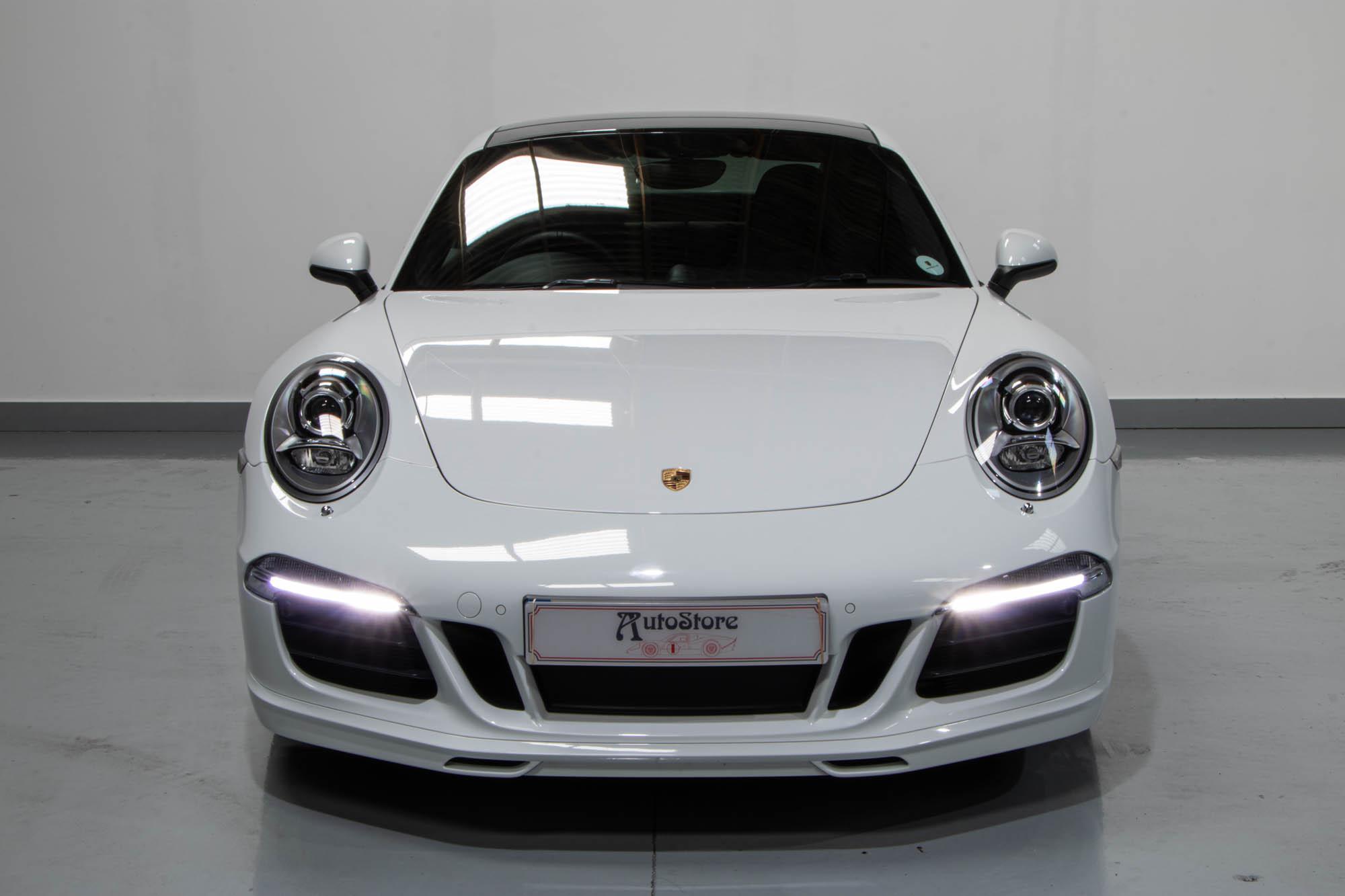 991 Carrera S White -1