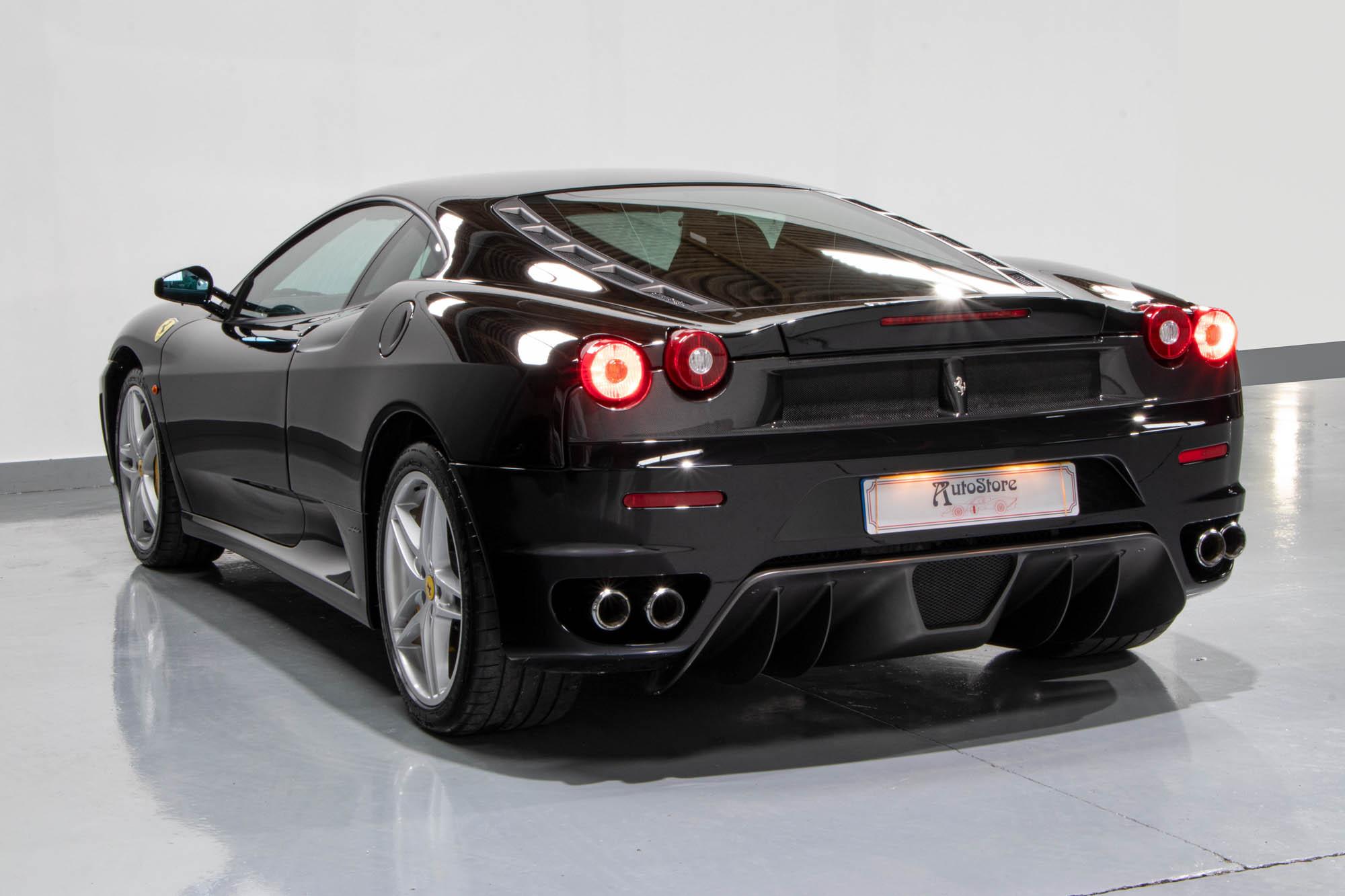 Ferrari F430 Blk-18