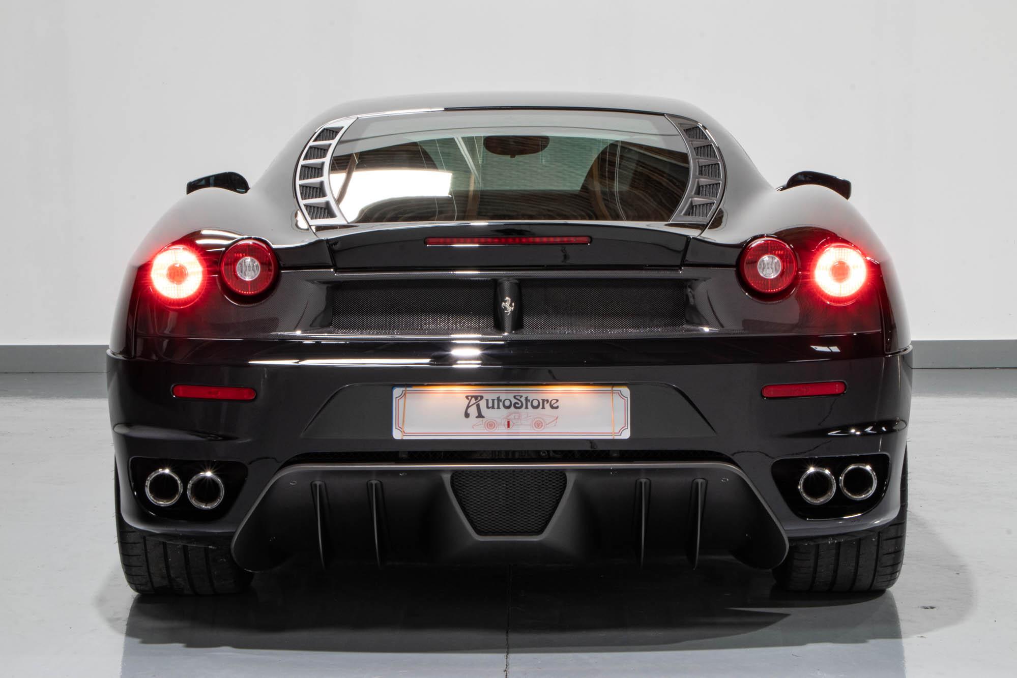Ferrari F430 Blk-13