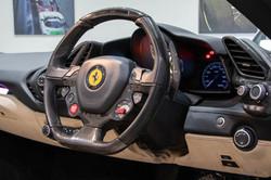 Ferrari 488 Spider Grey-11