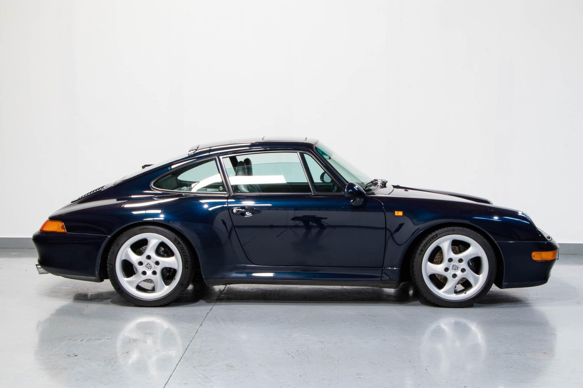 Porsche 993 C4S-4