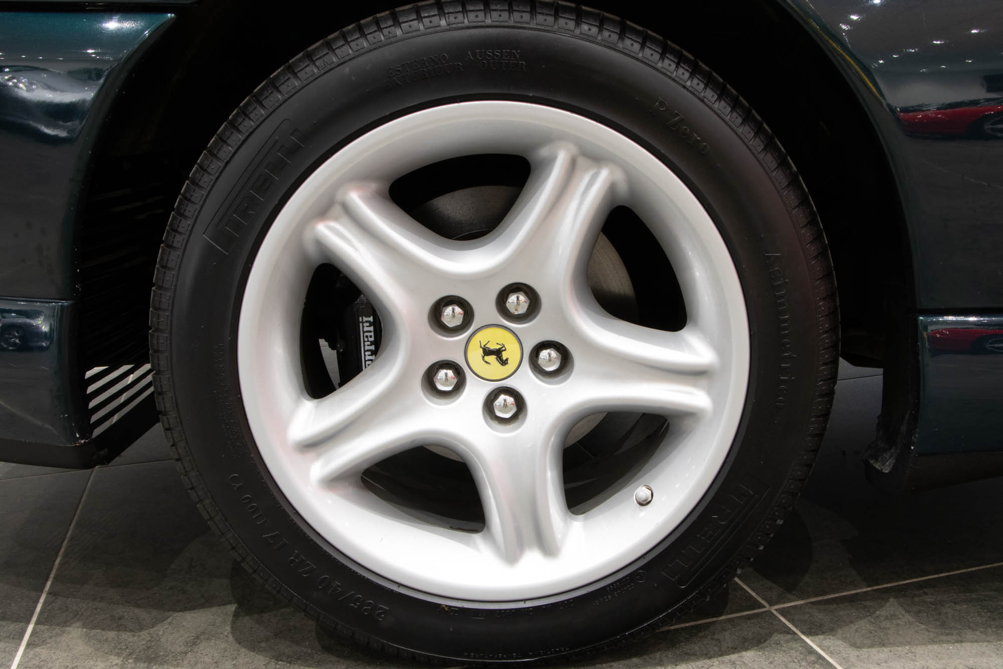 Ferrari 456 Green - Details-15