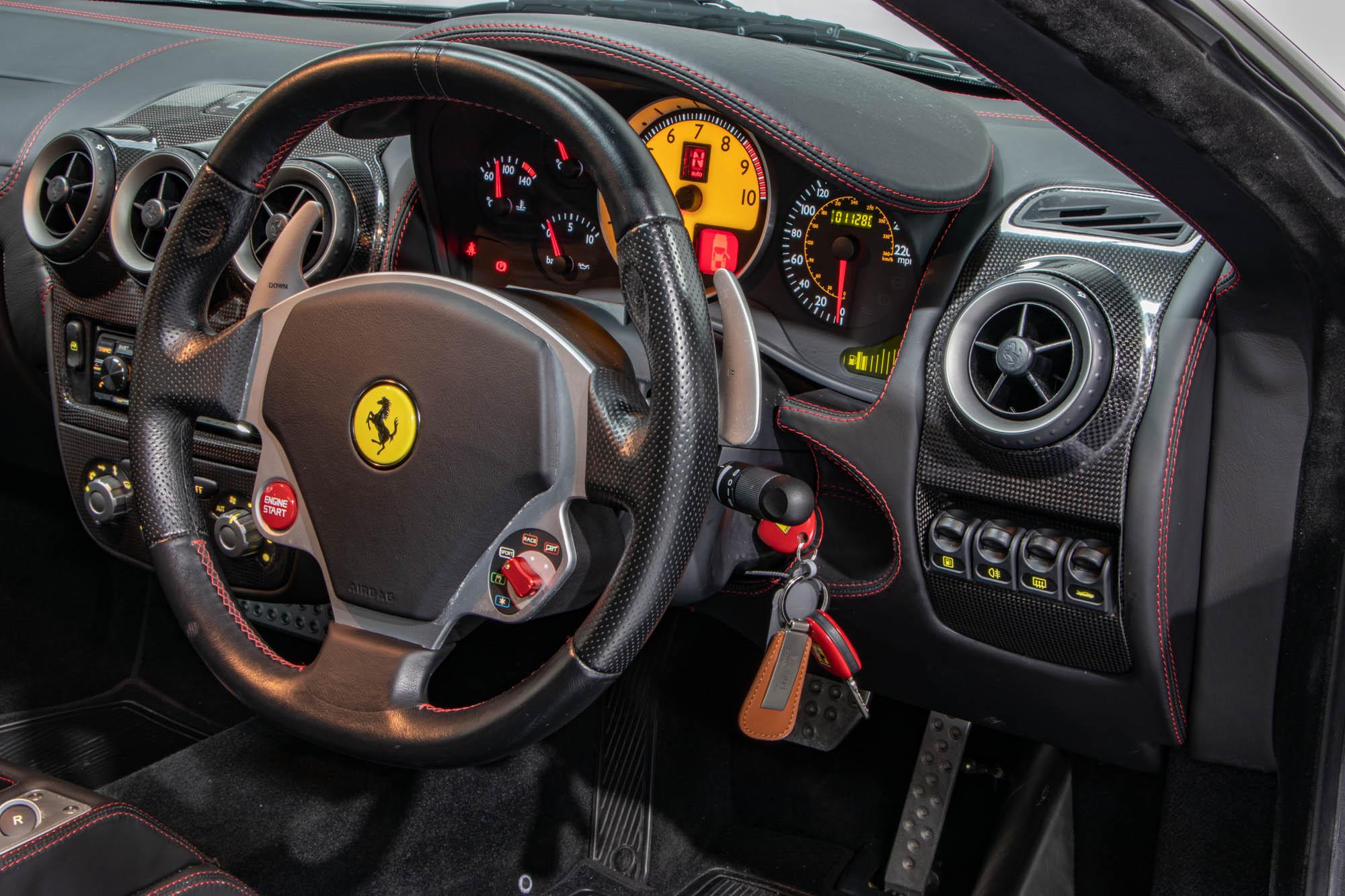 Ferrari F430 Blk-15