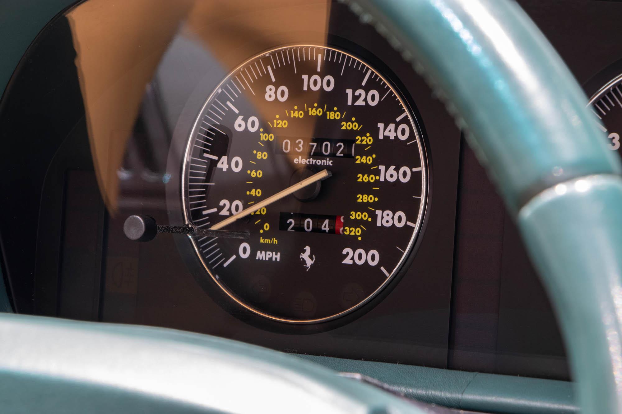 Ferrari 456 Green - Details-7