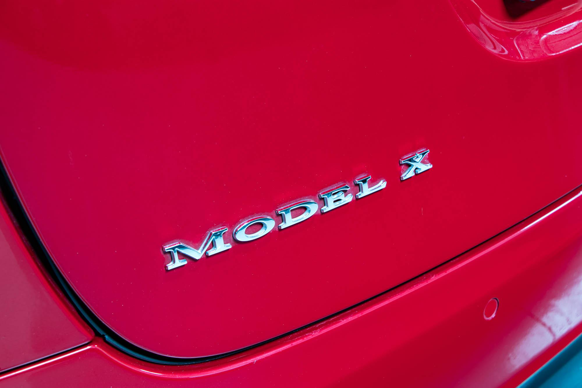 Tesla Model X-33