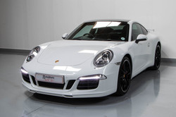 991 Carrera S White -3