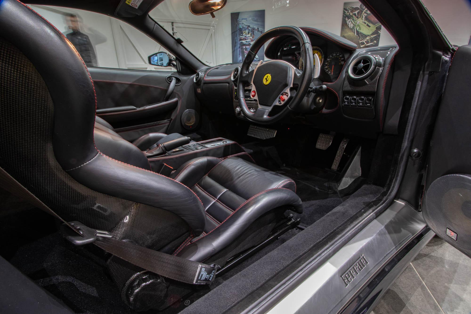 Ferrari F430 Blk-4