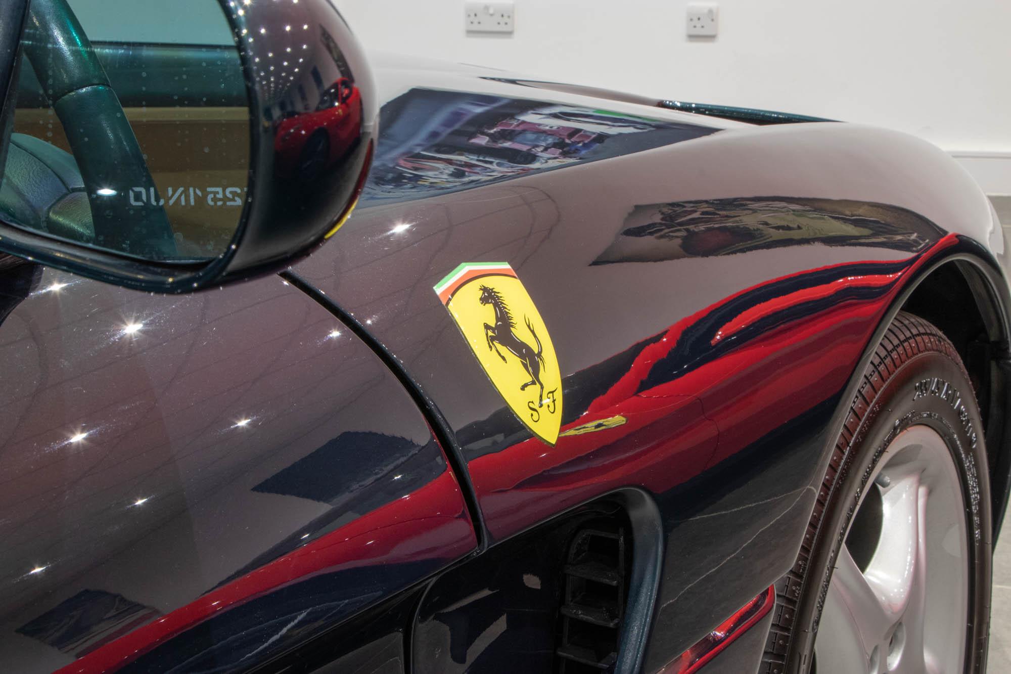 Ferrari 456 Green - Details-12
