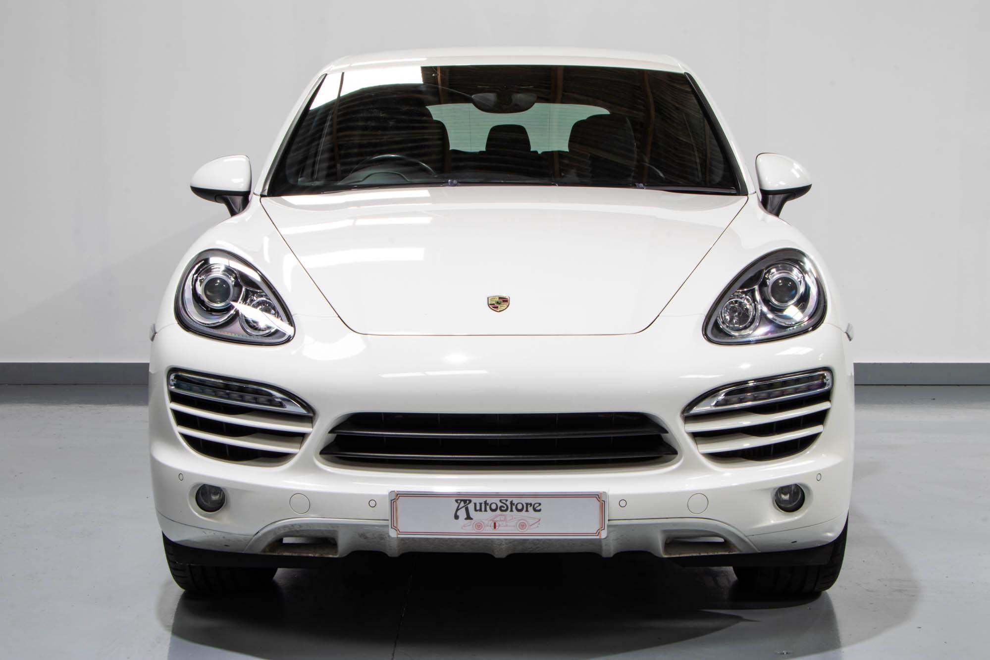 Porsche Cayenne 3.0 D -1