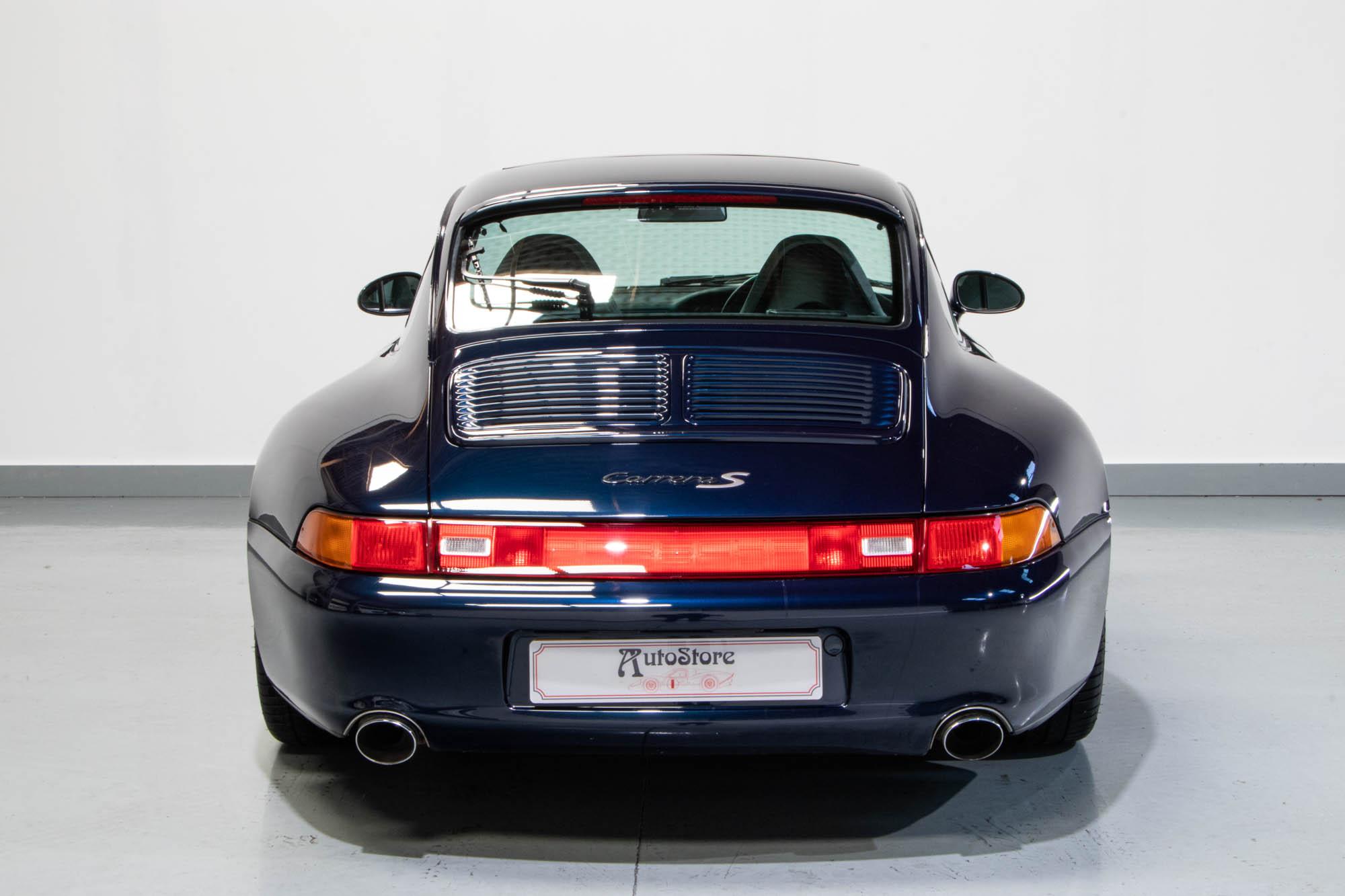 Porsche 993 C4S-6