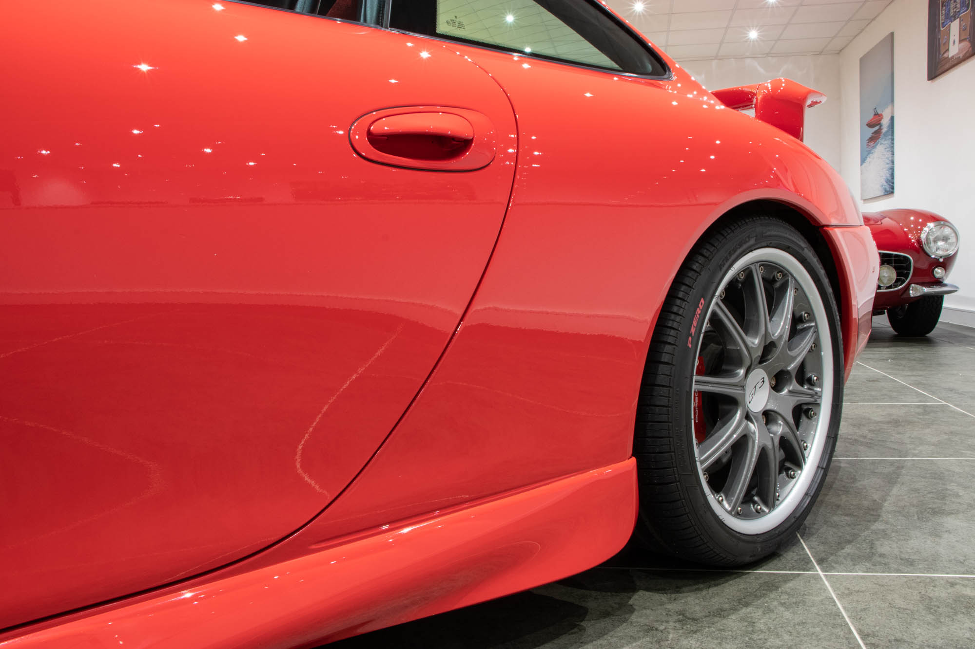996 GT3 Red-16