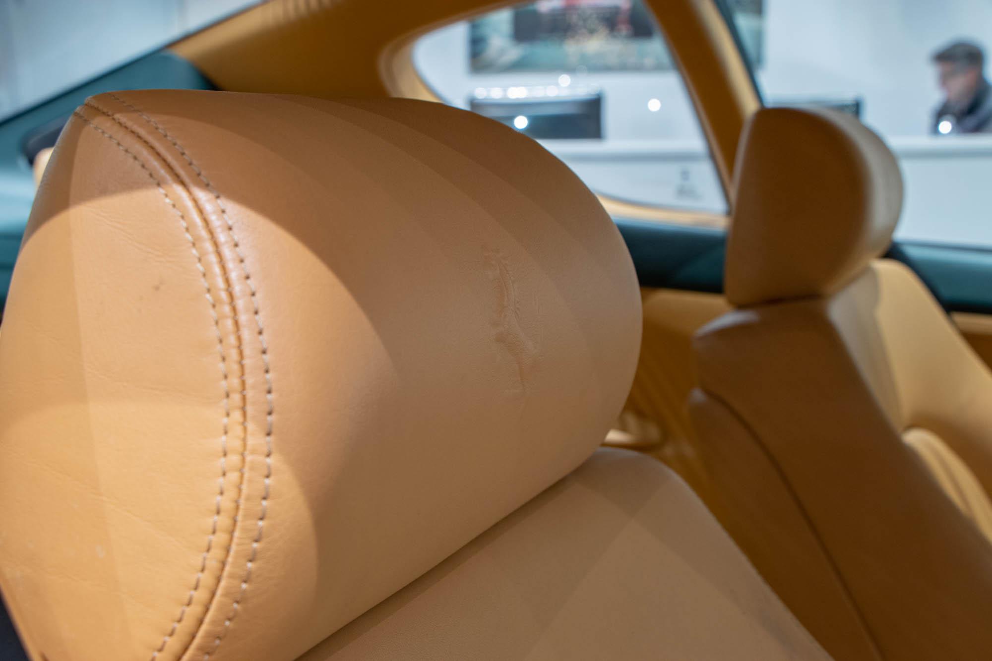 Ferrari 456 Green - Details-10