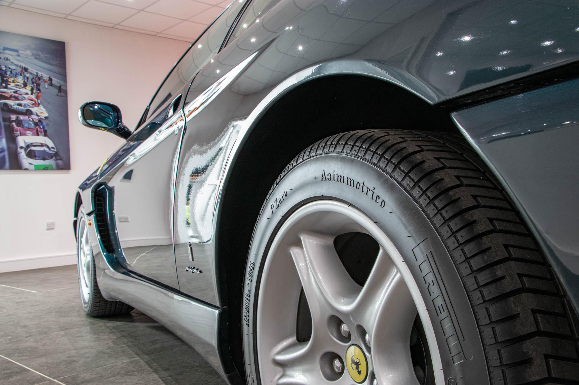 Ferrari 456 Green - Details-16