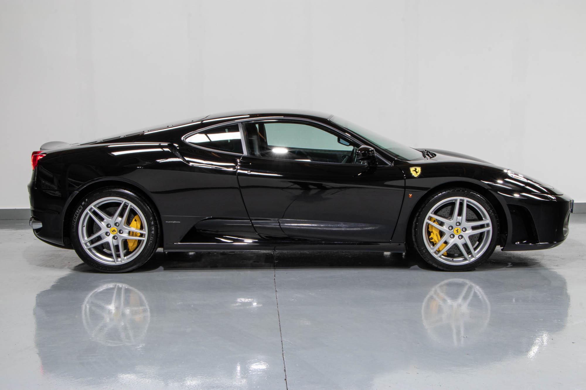 Ferrari F430 Blk-11