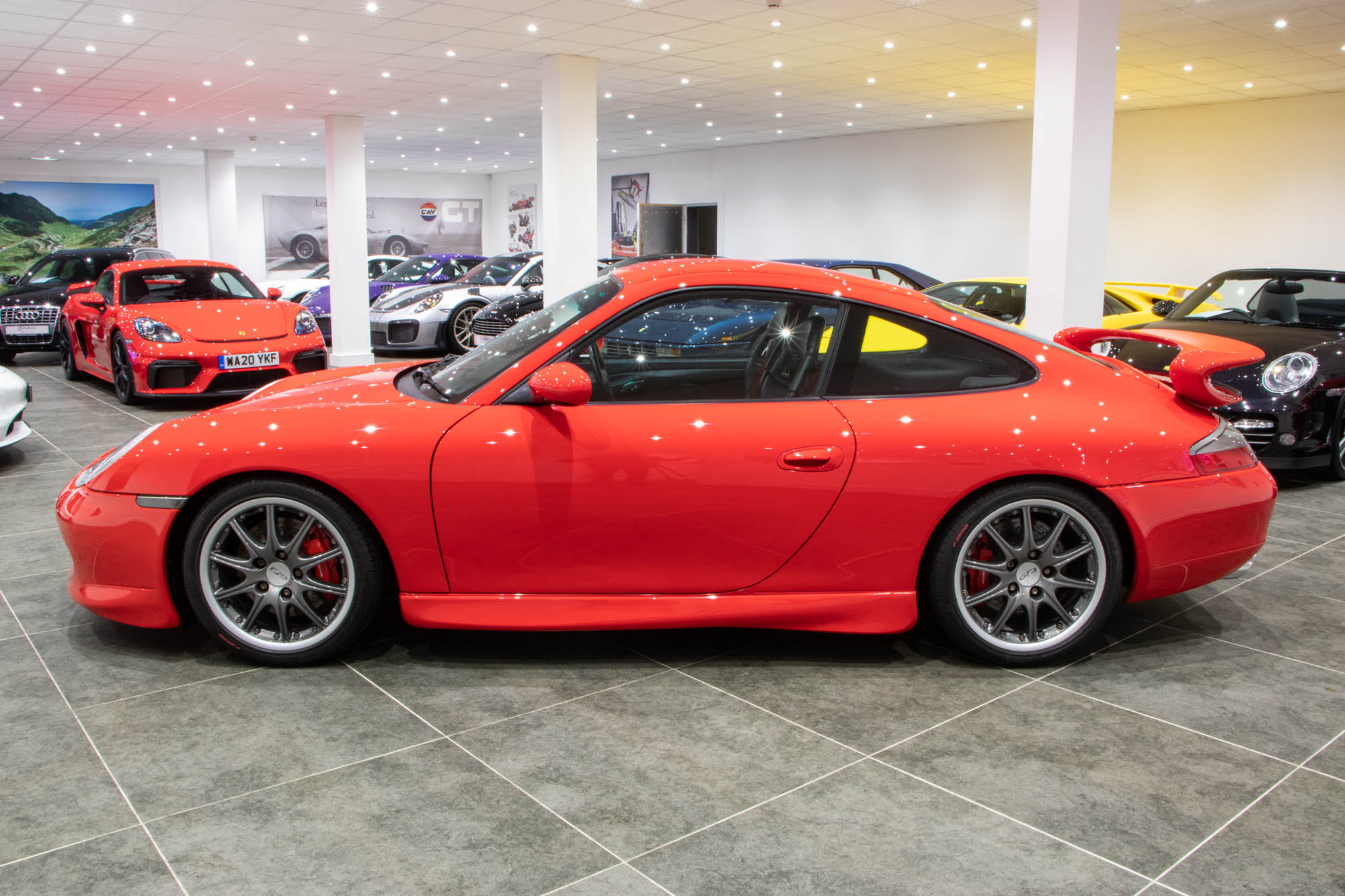 996 GT3 Red-6