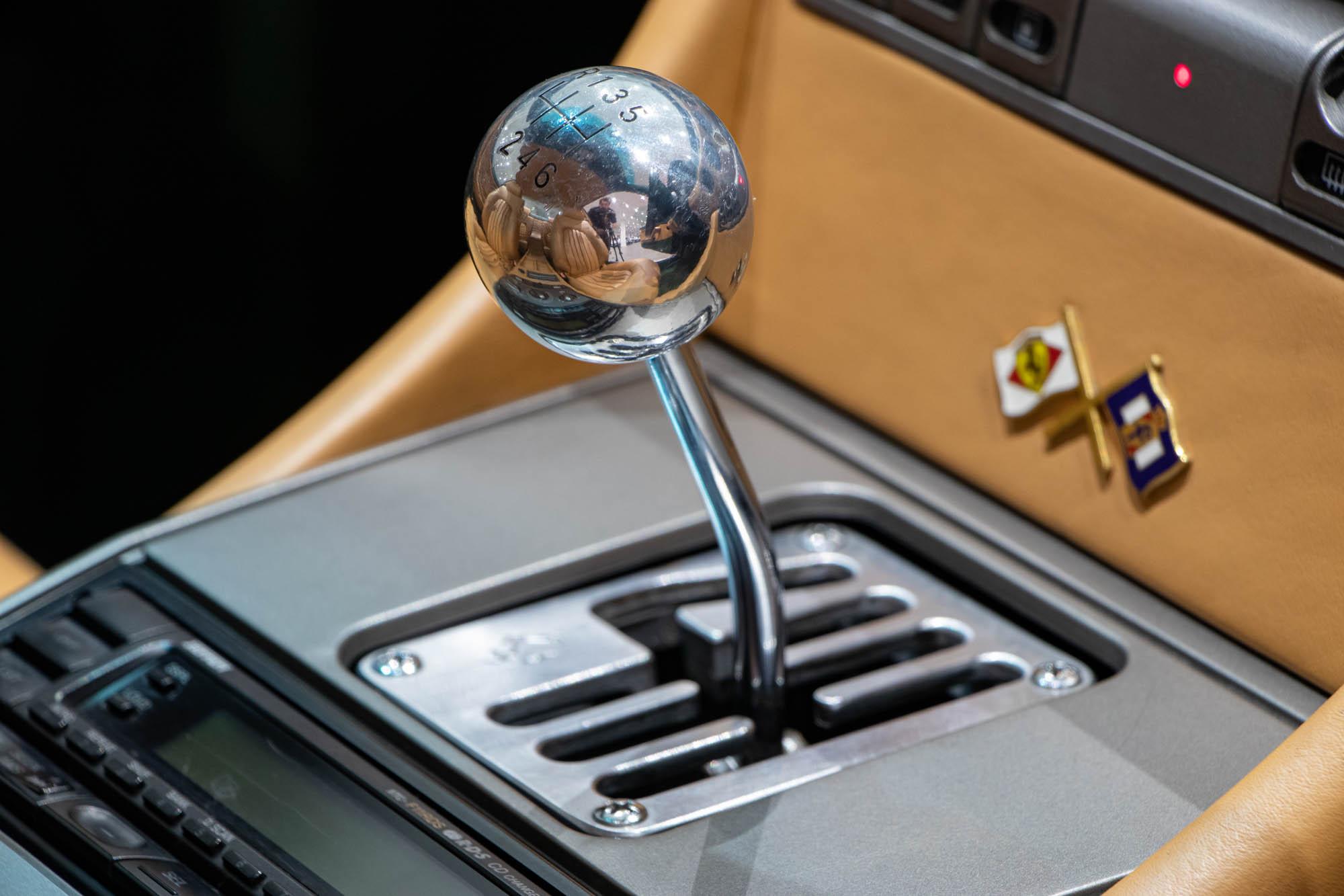 Ferrari 456 Green - Details-6