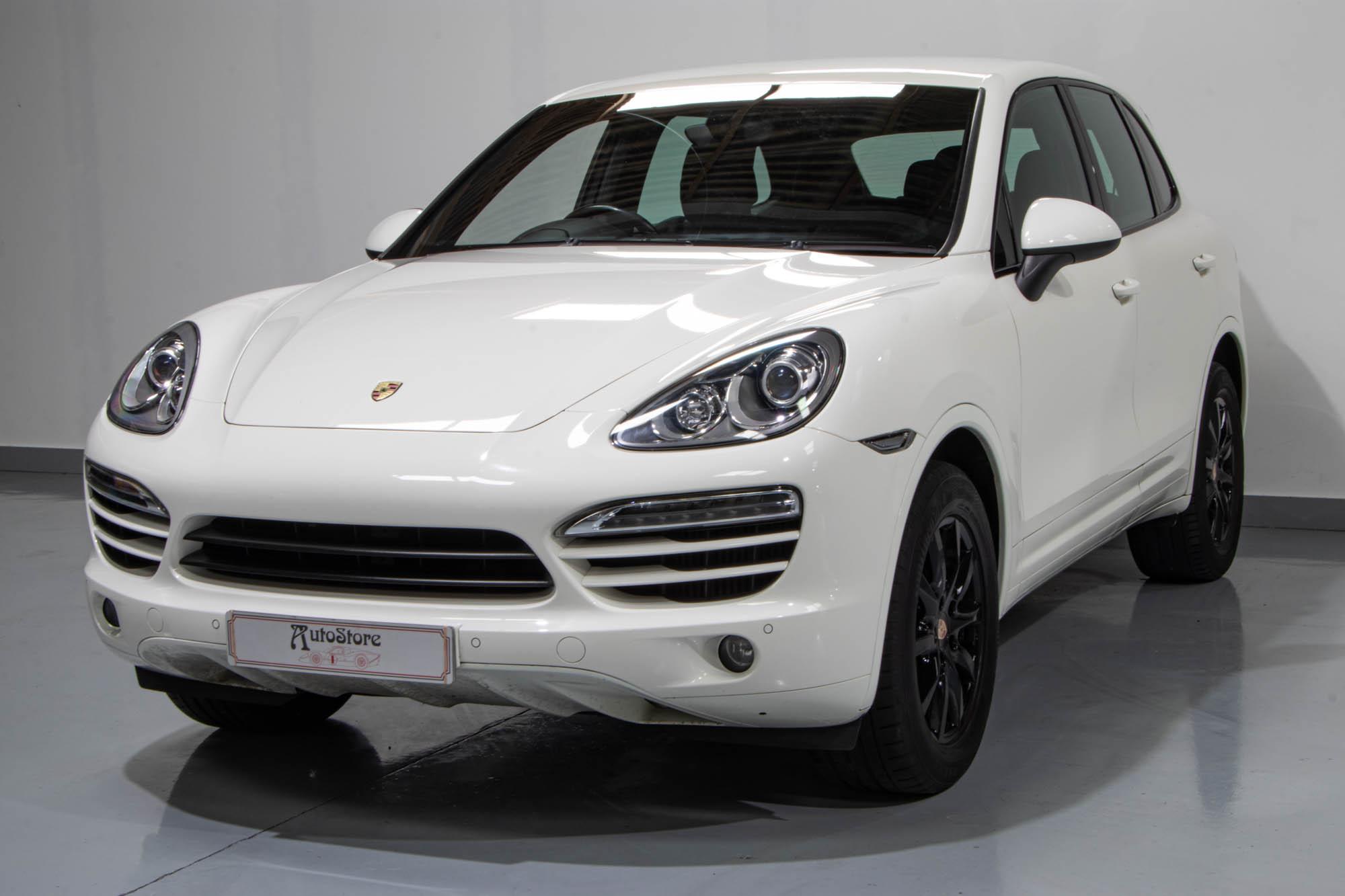 Porsche Cayenne 3.0 D -2