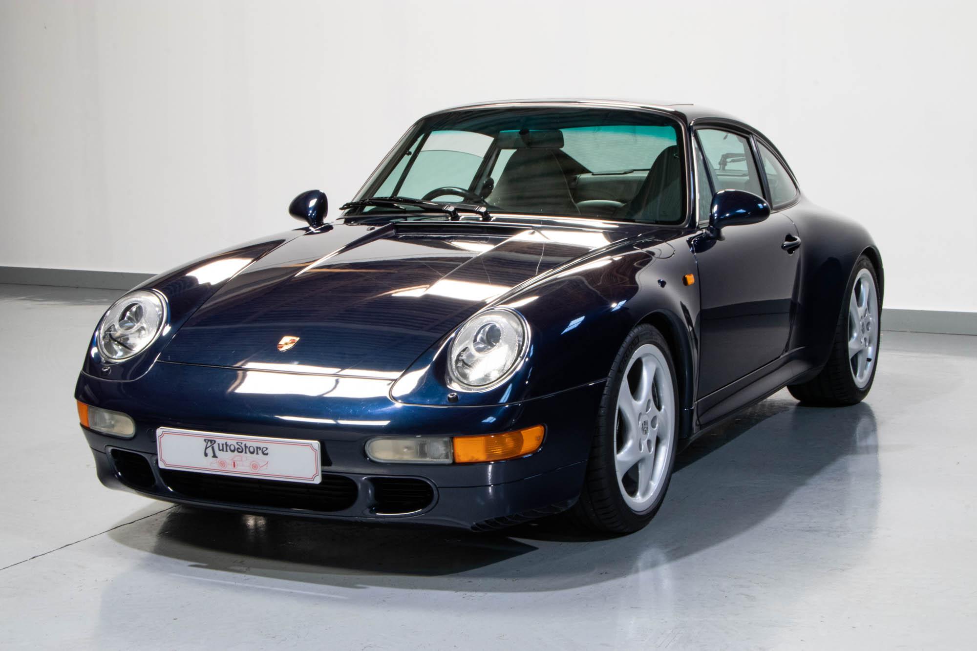 Porsche 993 C4S-3