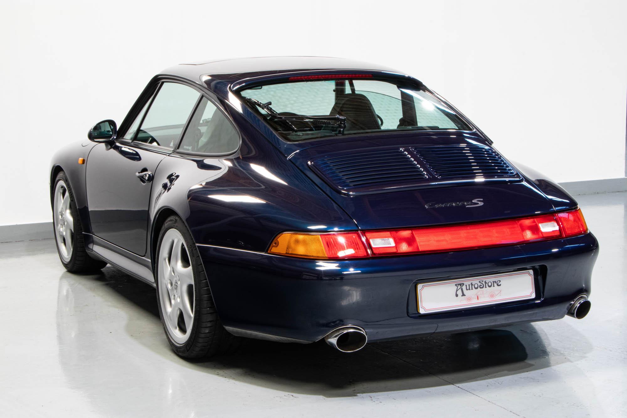Porsche 993 C4S-7