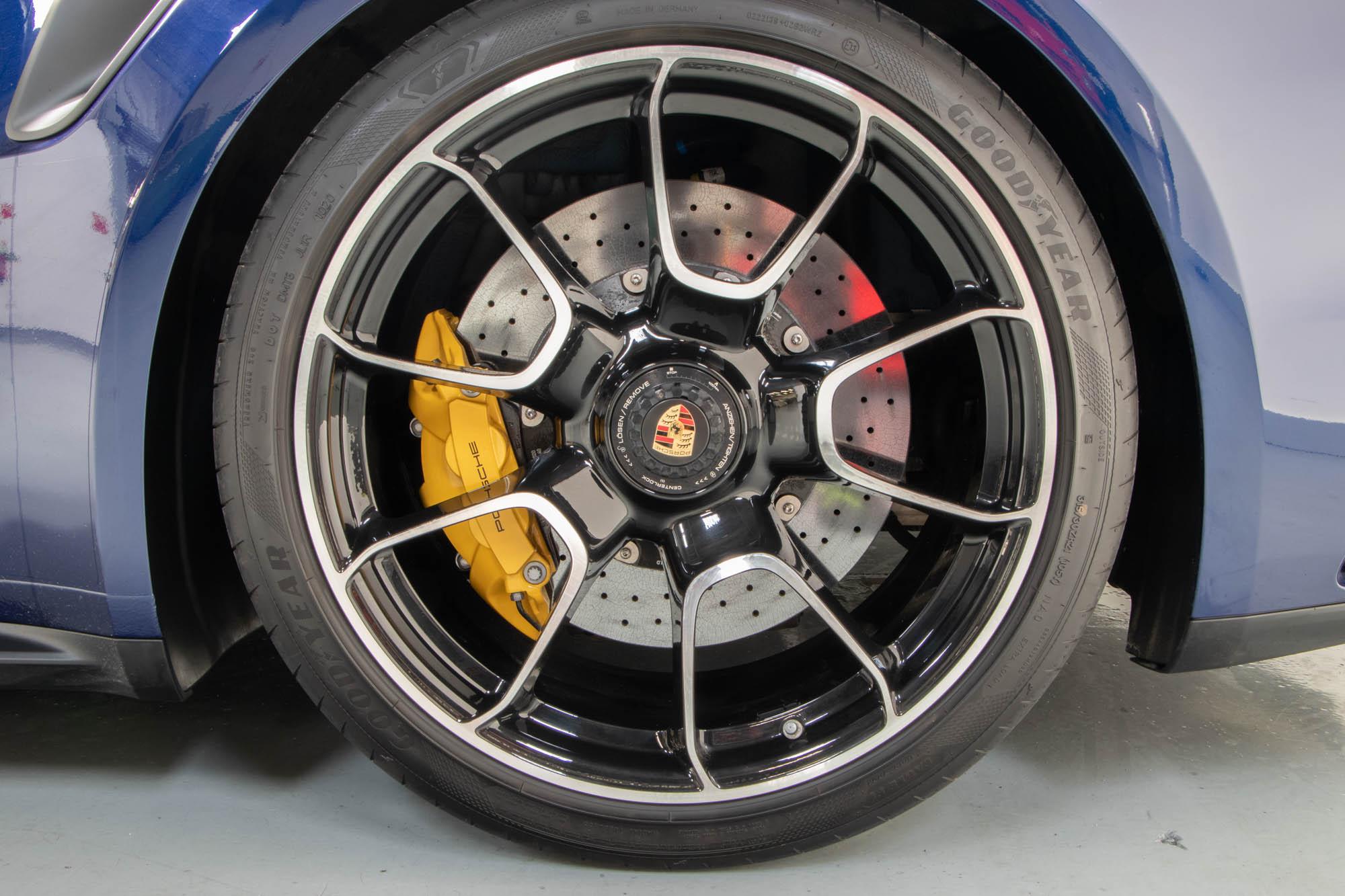 992 Turbo S-5