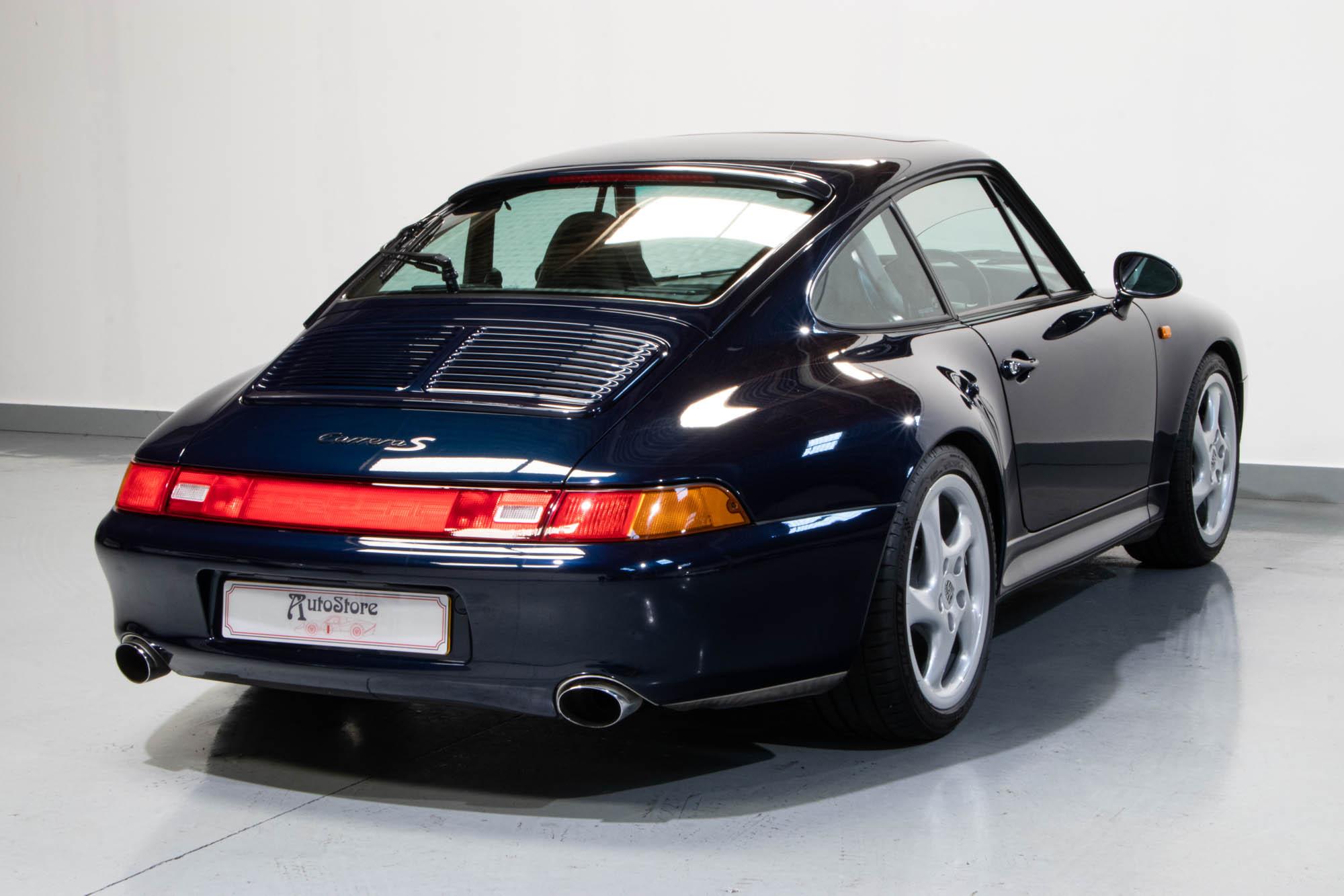 Porsche 993 C4S-8