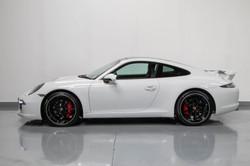 991 Carrera S White -5
