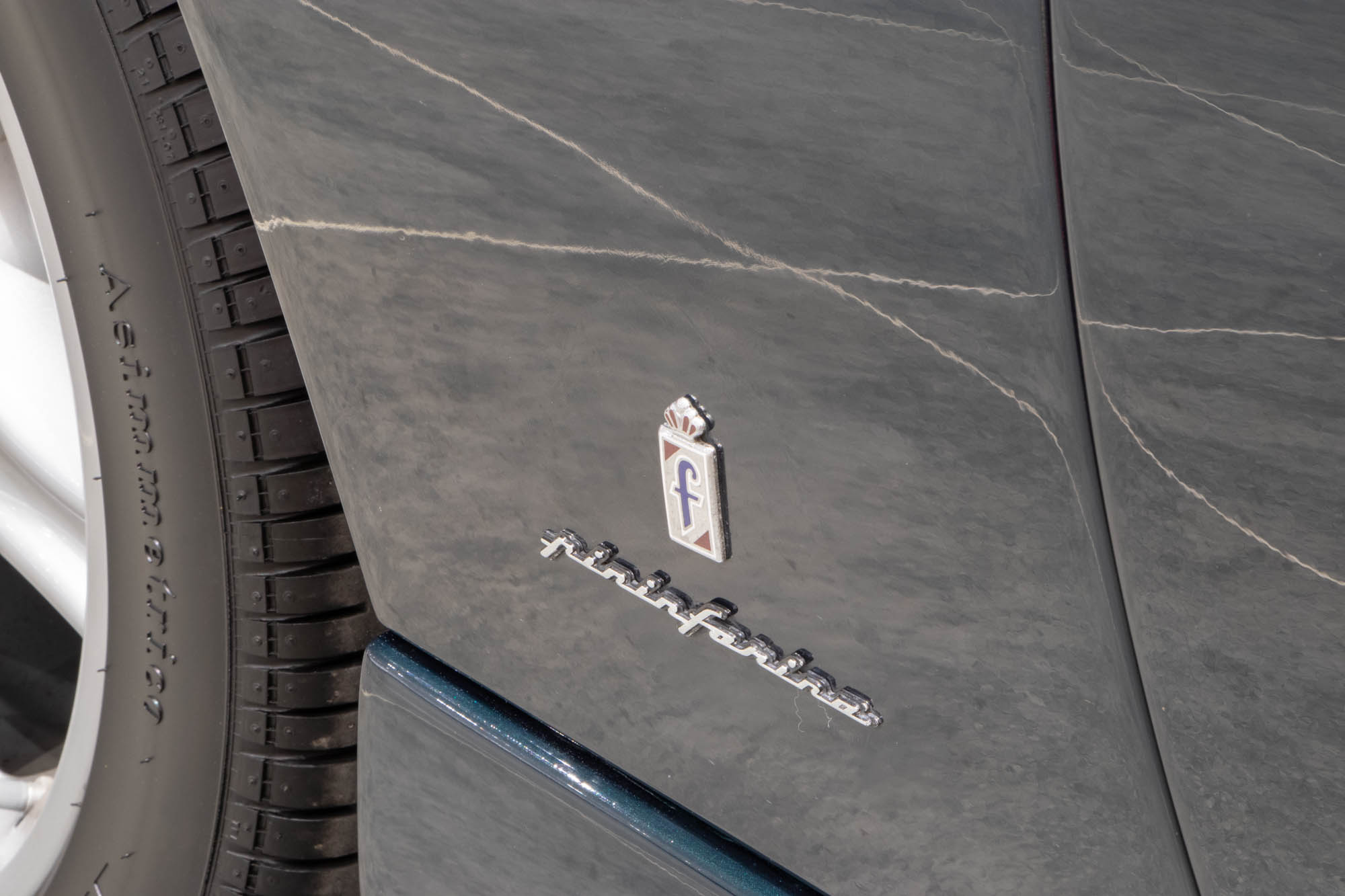 Ferrari 456 Green - Details-13