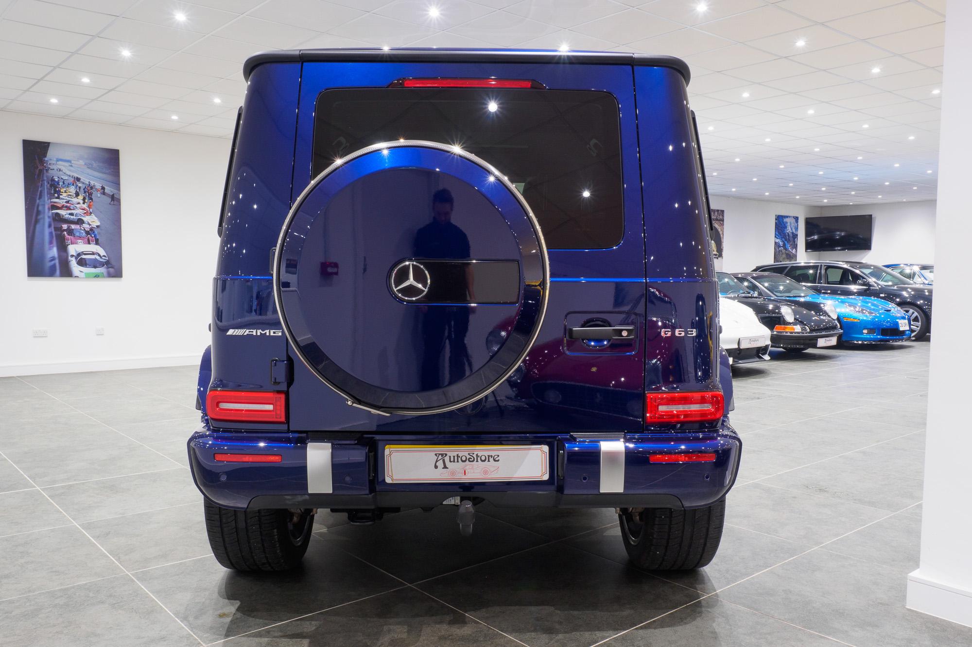 Mercedes G63 AMG-3