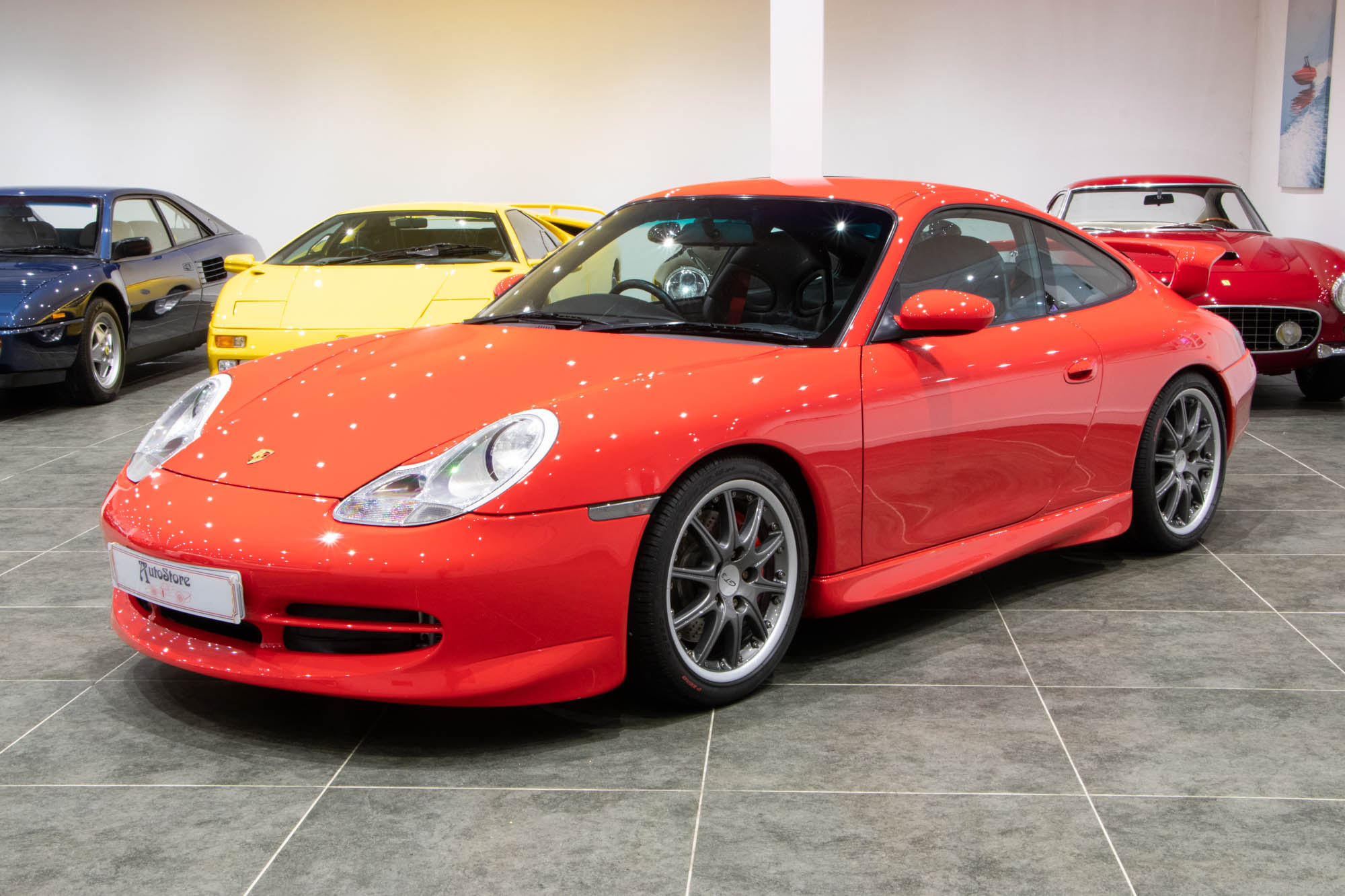996 GT3 Red-7