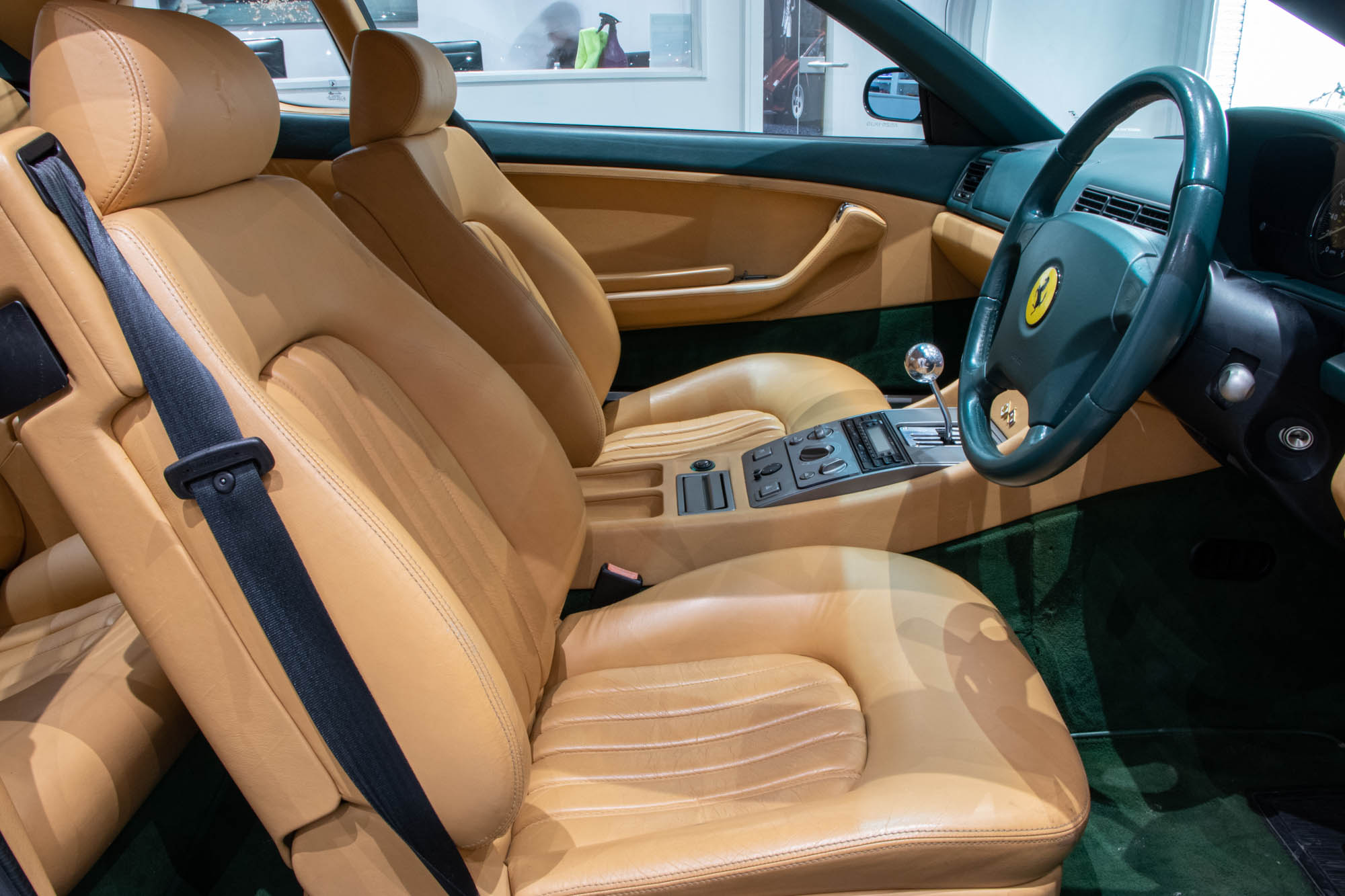 Ferrari 456 Green - Details-8