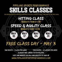 May skills class