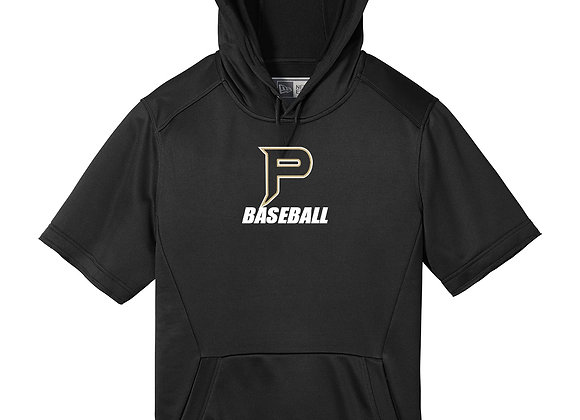 PSP Baseball New Era Short Sleeve Hoodie
