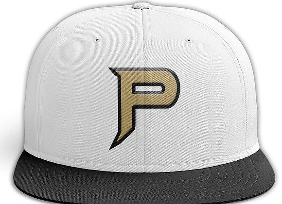 PSP Baseball Hat White