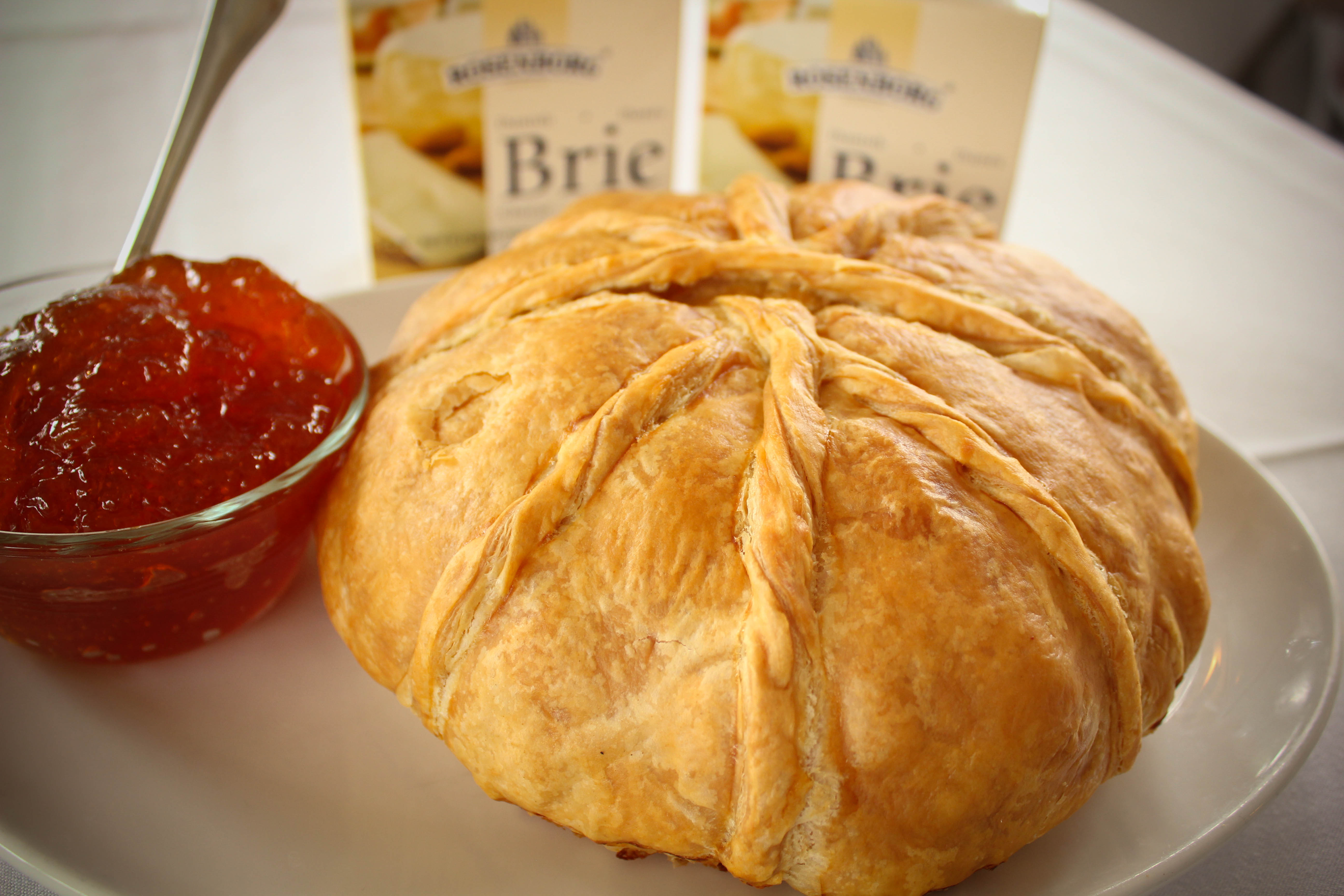 Brie Puff Pastry-2