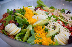 Brown Derby Cobb Catering 2-1