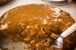 Caramel Bread Pudding -1