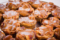 Caramel Bread Pudding Catering-1