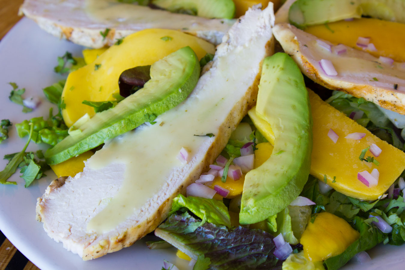 Mango Chicken Salad 1-1