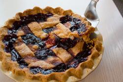 Blueberry Pie serving-1