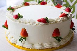 Strawberry Wedding Cake 16inch 2-1