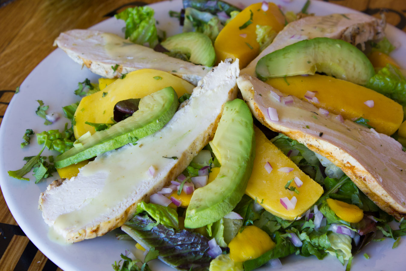 Mango Chicken Salad 2-1