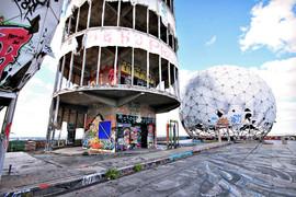 Teufelsberg Spy Towers - Berlin