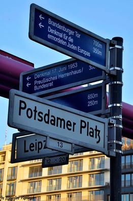 Postdamer platz - Berlin