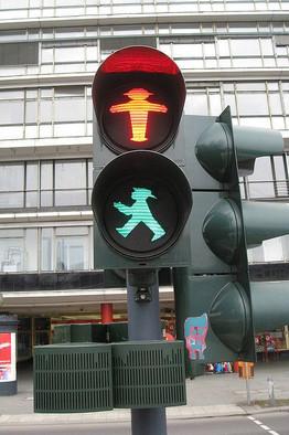 Traffic lights - Berlin