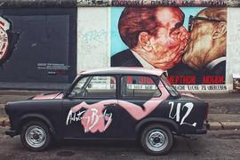 East Side Gallery - Berlin Wall