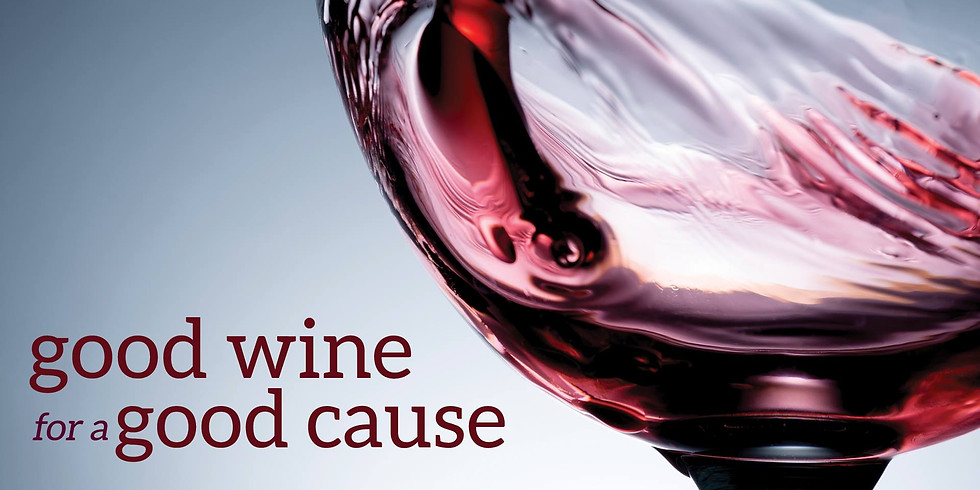 Good Wine For a Good Cause