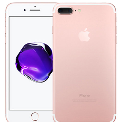 iPhone 7 Plus 32GB Rose Gold Neverlock