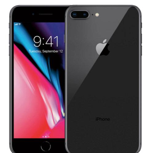 iPhone 8 Plus 256GB Space Gray Neverlock
