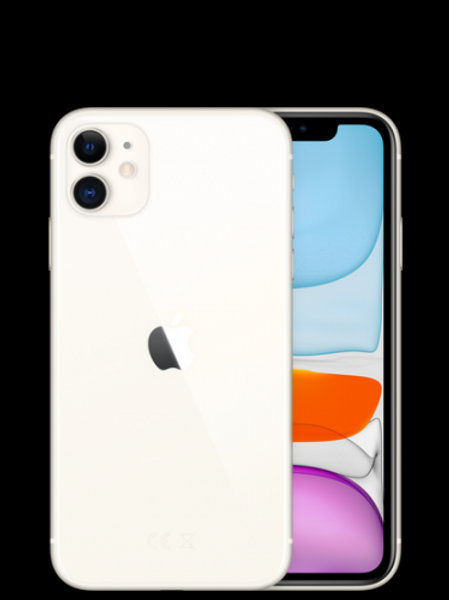iPhone 11 64GB White Neverlock